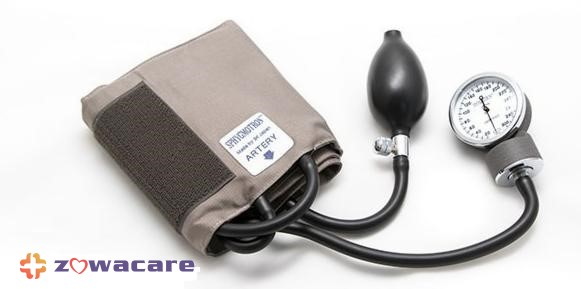 Blood Pressure Monitor - Manual